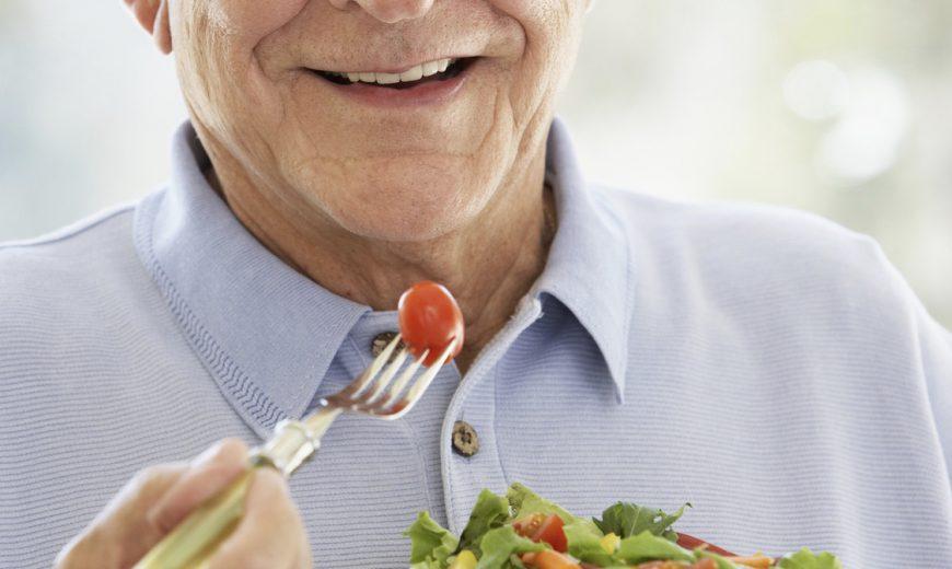 تغذیه سالمند